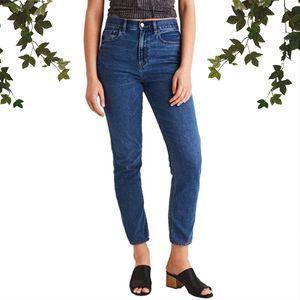 American Eagle Vintage High Rise Mom Denim Jeans 6